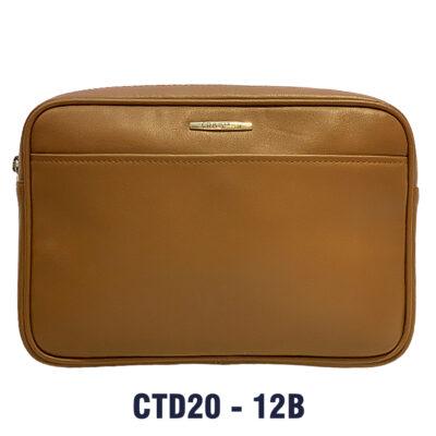Ví Da Cầm Tay CTD20-12B